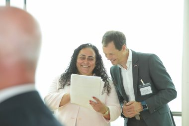 International Consultants Day 2018 Austria - Fachverband UBIT. Fotocredit: FV UBIT/Tsitsos.