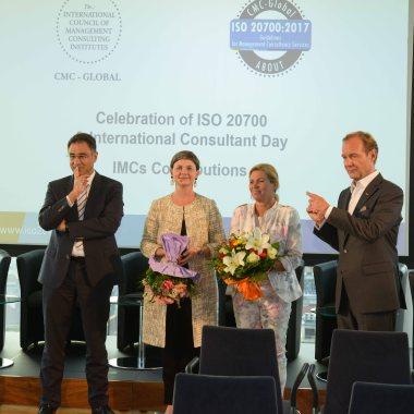 International Consultants Day 2018 in Austria. Fotocredit: FV UBIT/Tsitsos.